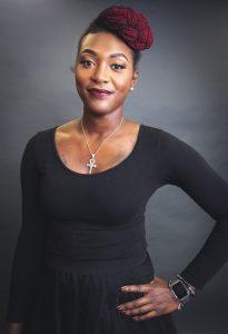Stylist Aleisha Batiste