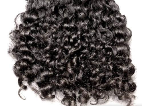 Raw Curly