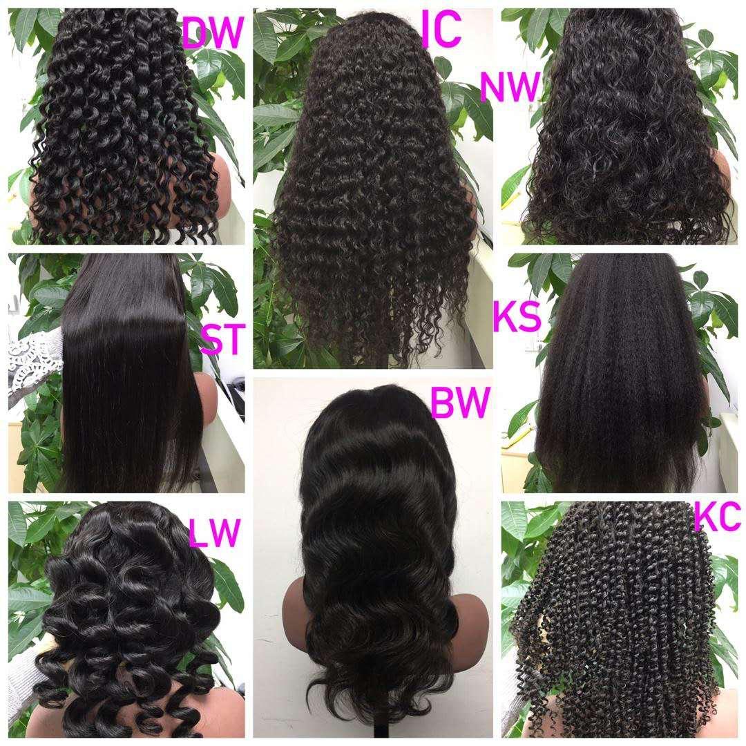 Custom Wig - Main
